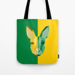 Kangaroo for Australia Tote Bag