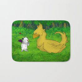 Final Friendship Bath Mat