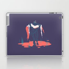 Creature from the Black Lagoon Laptop & iPad Skin