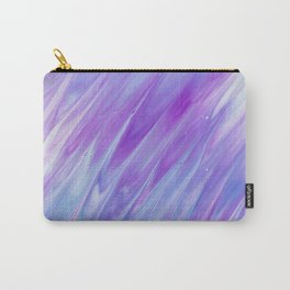 Acrylic Purple Carry-All Pouch