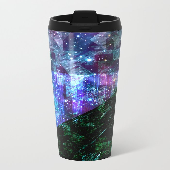Dead Without You Metal Travel Mug