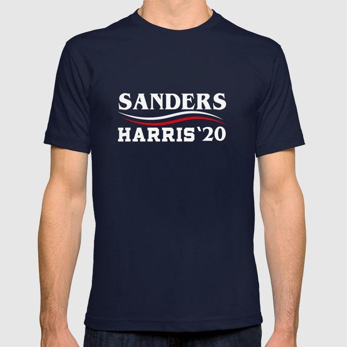 6327d092a05 Bernie Sanders   Kamala Harris 2020 President Election Campaign T-shirt