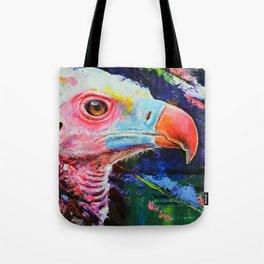 Vulture Colors Tote Bag