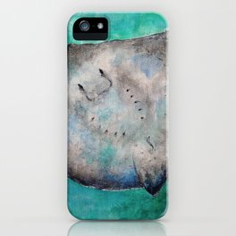 Happy Ray iPhone Case
