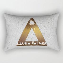 Bastille #1 Laura Palmer Rectangular Pillow