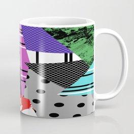 Pick A pattern II - geometric, textured, colourful, splatter, stripes, marble, polka dot, grid Coffee Mug