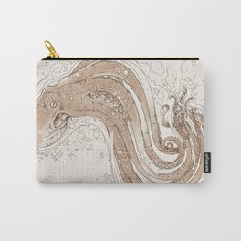 Optical Tentacles Carry-All Pouch