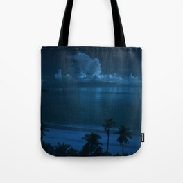 Ocean Storms Tote Bag