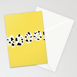 MOOO! Stationery Cards
