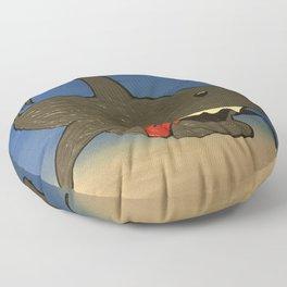 Shark Week Floor Pillow
