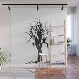 The tree of Fairy's  Wall Mural