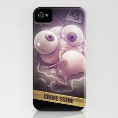 Free Sug(A)r! iPhone (4, 4s) Slim Case