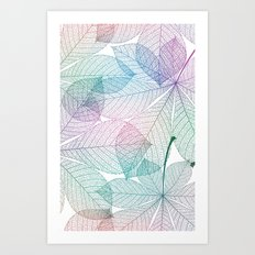 Pattern 55161 Art Print