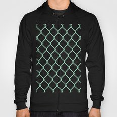 Chain Link on Mint Hoody