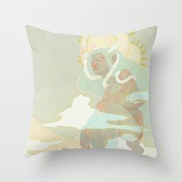 four winds  Throw Pillow