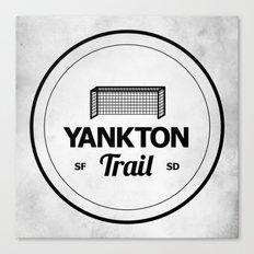 Yankton Trail Canvas Print