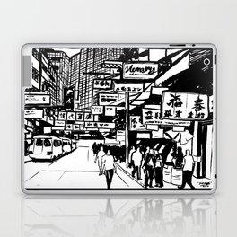 Hong Kong Laptop & iPad Skin
