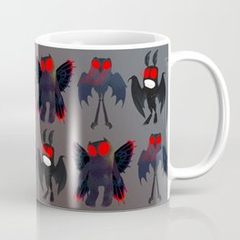 Mothman Mayhem Coffee Mug