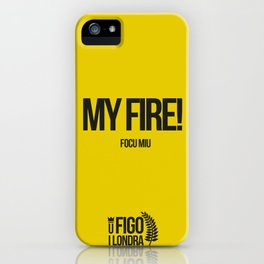 FOCU MIO iPhone Case