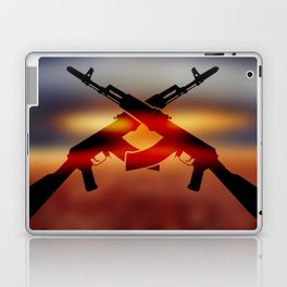 AK 47 Laptop & iPad Skin