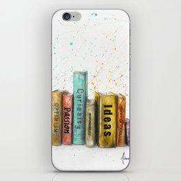 Books of Life iPhone Skin