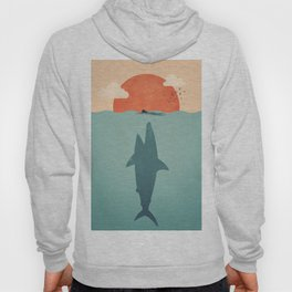Shark Attack Hoody