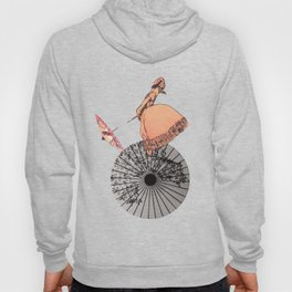 The chinese aerialist Hoody