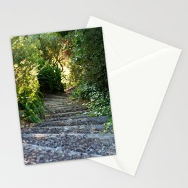 Down the Garden Path Stationery Cards