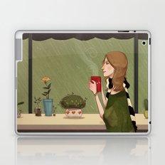 Coffee + Rain Laptop & iPad Skin