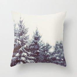 Winter Daydream #2 Throw Pillow