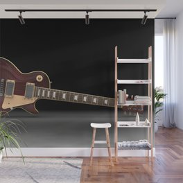 Blues Icon Wall Mural