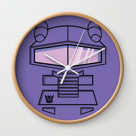 Transformers - Shockwave Wall Clock