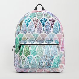 DAZZLING MERMAID SCALES Backpack