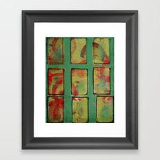 Wasted Time Framed Art Print