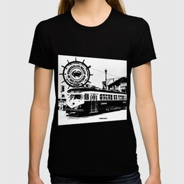 Fisherman Wharf, San Francisco T-shirt