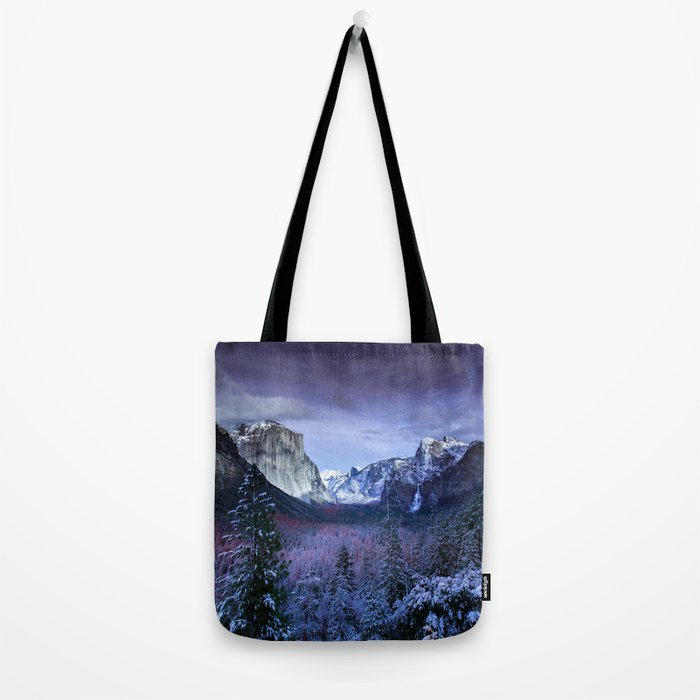 Yosemite, USA Tote Bag