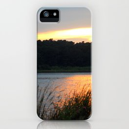 Close Of Another Day iPhone Case