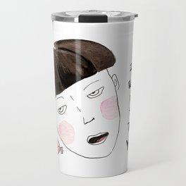 Sausage Girl 01 Travel Mug