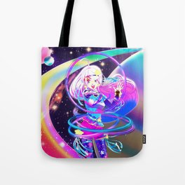 Cosmic Twinkle Lumiere Tote Bag
