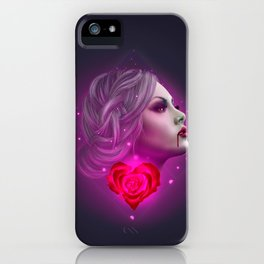 rose of light iPhone Case