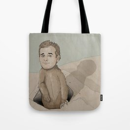 Bill Murray Spirit Animal Tote Bag