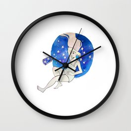 Starspill Wall Clock