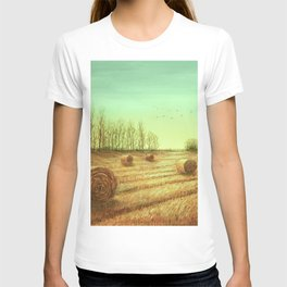Autumn Rolls Along T-shirt