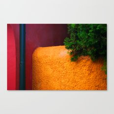 Abstract walls Canvas Print