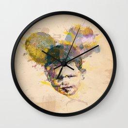 Micky kid. Wall Clock