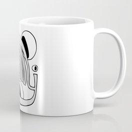 Really Strange Coffee Mug