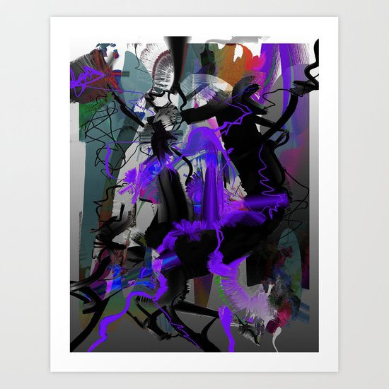 Untitled IV Art Print