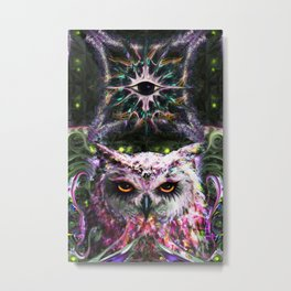 Knowledge  Metal Print