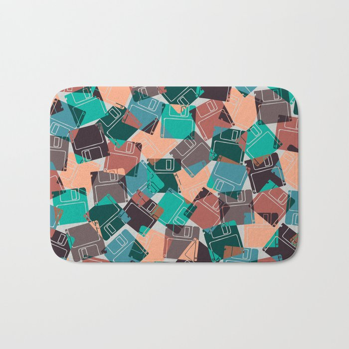 FLOPPY Bath Mat