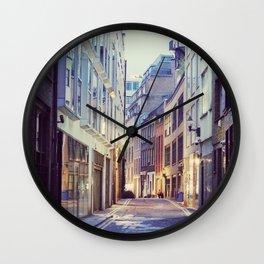 Soho London Wall Clock